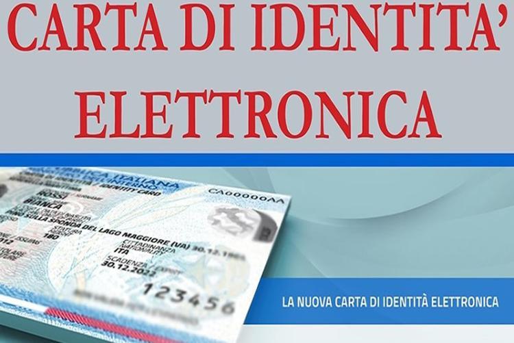 Carta D\'identità Elettronica   Città di Trezzo sull\'Adda